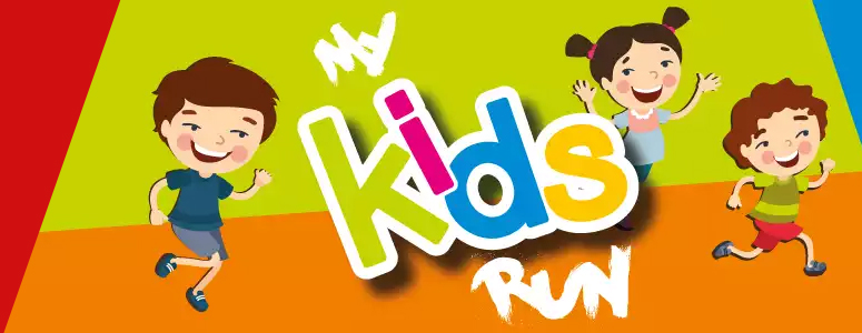 corrida my kids run