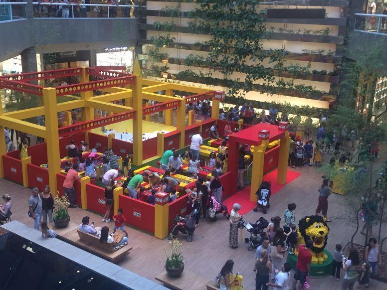 Evento Lego