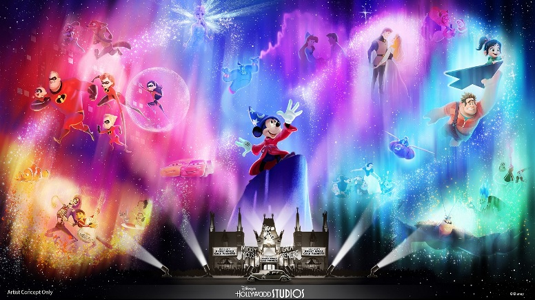 Wonderful World of Animation Coming to Disney's Hollywood Studios