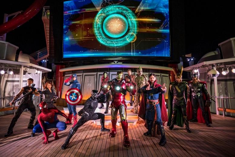 """Marvel Heroes Unite"""