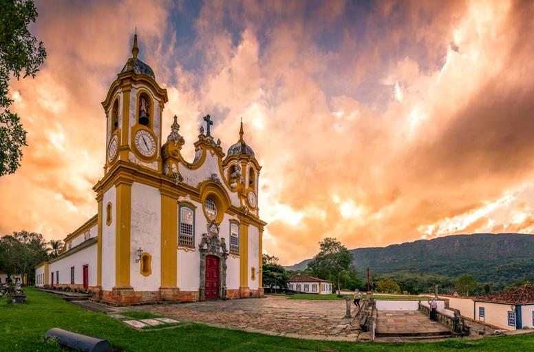 Matriz Santo Antonio Foto Alberto Lopes