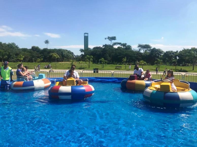 Família no Parque - Jet Boat 1