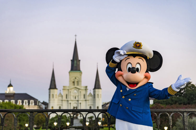 Disney Cruise Line to Sail from New Orleans