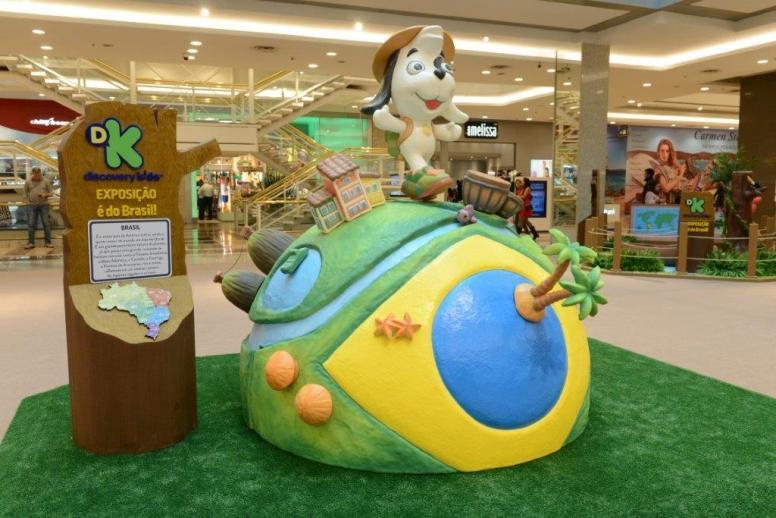 Shopping Anália Franco - Exposição Discovery Kids É do Brasil (24)