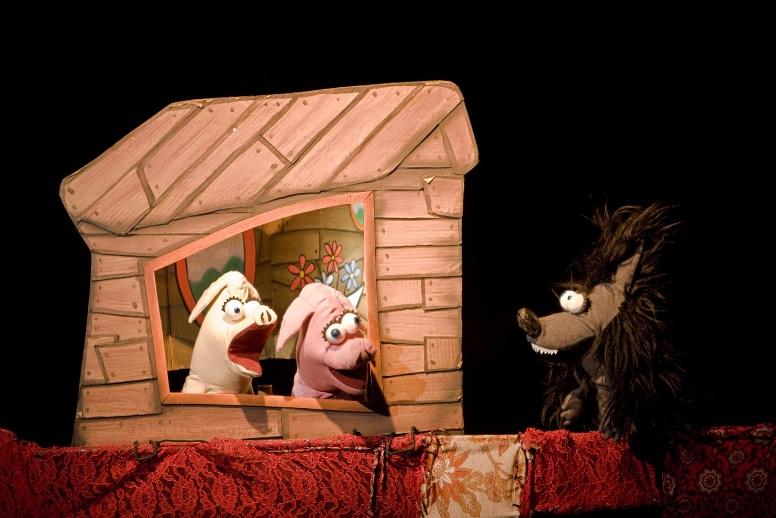 Os Três Porquinhos. Foto - Heloísa Bortz (7)