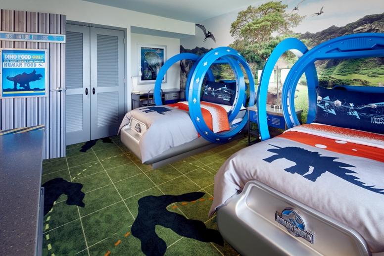 05_Jurassic World Kids' Suites