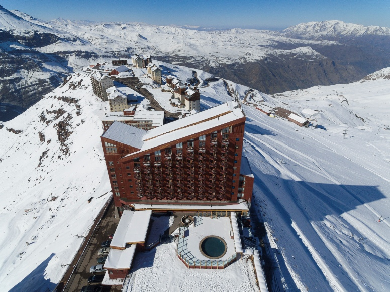 Valle Nevado - Aerea I