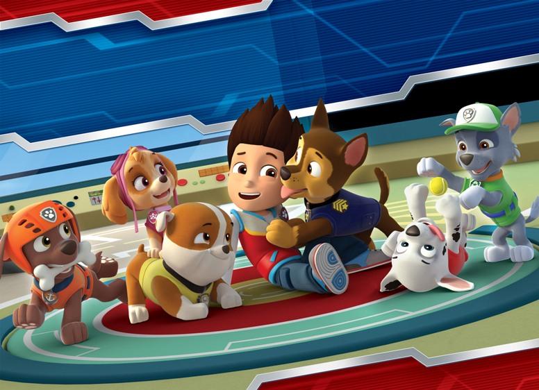 Nickelodeon-Pratrulha Canina